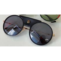 74e987b2c Óculos de sol gucci preto -
