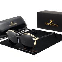 Óculos de Sol Kingseven Feminino Polarizado UV400 -