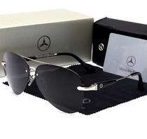 Óculos De Sol Mercedes-benz Alta Qualidade Uv400 -