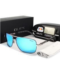 Óculos De Sol Oley Modelo Y7613 Polarizada Masculino -