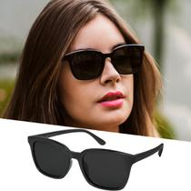 Oculos De Sol Quadrado Feminino Não Quebra 210 - Isabela Dias