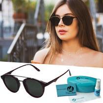 6d2f83268 Oculos De Sol Retro Redondo Feminino Geek 205 - Isabela dias