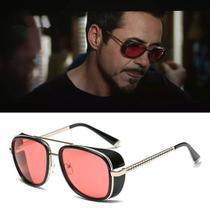 61bca8f5c Óculos de Sol Tony Stark - Homem de Ferro Vingadores Iron Man - Vinkin