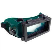 Óculos De Solda Cg 500 Com Visor Articulado Carbografite -