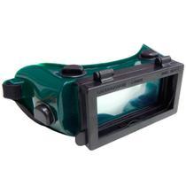 Óculos De Solda Cg 500 Visor Articulado - CARBOGRAFITE -