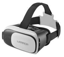 Óculos Gamer Realidade Virtual 3d Warrior Vr Glass - Multilaser