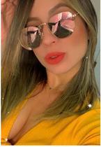 Óculos Modelo Novo De Sol Tendencia Luxuoso Quadrado Barato - Prsr