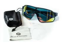 Óculos Para Ciclismo Lente Refletiva RB-10134 Rock Bros - TSW