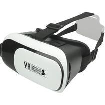Oculos para Games Realidade Virtual 3D Branco - Planeta Criança