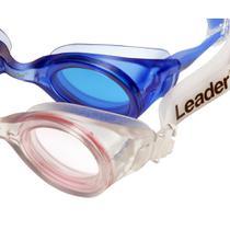 Óculos para Natação Class Leader LD234 Azul -