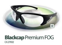 Oculos Proteção Msa Blackcap Premium Fog 100% Antiembaçante ATIVIDADES DE ALTA TEMPERATURA ESPORTES DE AVENTURAS CICLISM -