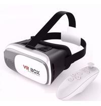Óculos Realidade Virtual 3D com controle para Smartphone VR Box - Ojuara