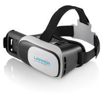 Oculos Realidade Virtual VR Glasses 3D Preto JS080 1 UN Multilaser -