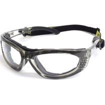 Oculos Turbine Incolor Ideal Para Futebol Proteção - Vicsa