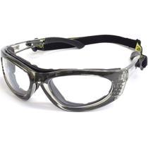 6904af3eda631 Óculos Esportivo Vicsa Turbine Ciclismo - Colocar Lentes De Grau