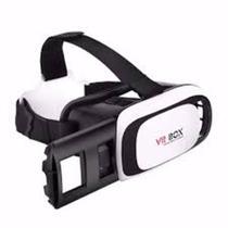 Óculos VR Box 2.0 Realidade Virtual 3D - Sem Controle - Rts