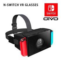 Óculos VR Nintendo Switch Realidade Virtual - Oivo -