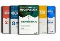 Odontologia Para Concursos E Residências Volumes 1 2 3 4 5 - Sanar