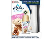 Odorizador de Ambiente Spray Glade Automatic - Lembranças de Infância com Refil 269ml
