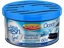 Odorizador de Carros Luxcar Gel - New Fresh Gel Ocean 60g