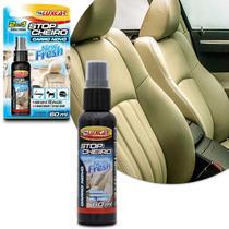 Odorizante Spray Para Carro Luxcar Stop Cheiro Carro Novo New Fresh 2 em 1 Renova e Perfuma -
