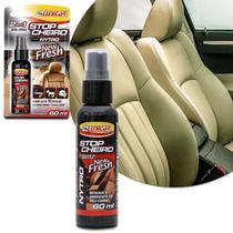 Odorizante Spray Para Carro Stop Cheiro New Fresh Luxcar 60ml 2 em 1 Renova e Perfuma -