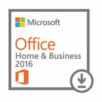 Office 2016 Home And Business - 32/64bits - Versao Download - T5d-0232 - Microsoft