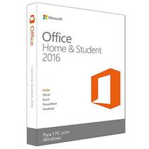 Office 2016 Home And Student - 32/64bits - Microsoft