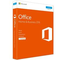 Office Business Home 2016 - Microsoft