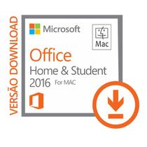 Office for mac home and student 2016 all language (gza-00700) - Microsoft