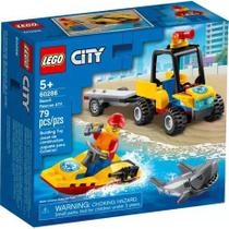 Offroad de Resgate na Praia - Lego City 60286 -