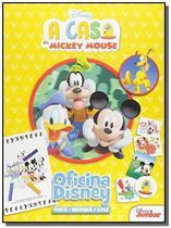 Oficina disney: a casa do mickey mouse - Dcl -