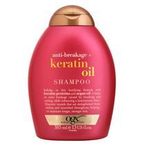 OGX Keratin Oil - Shampoo de Fortalecimento -