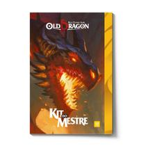 Old Dragon Kit do Mestre - RPG - Redbox -