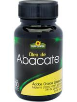 Óleo de Abacate (1000mg) 60 cápsulas - Sunflower -