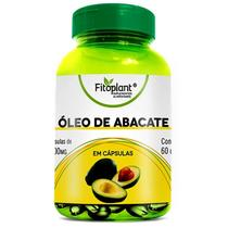Óleo de Abacate 90 Cápsulas 1000mg Fitoplant -