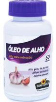 Óleo De Alho Desodorizado 700mg 60 Cápsulas - Sunflower -