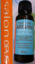 Oleo De Argan Opus Salon 30ml - Salon opus