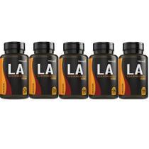 Oleo De Cartamo LA 1000mg 5x120 Cápsulas Melcoprol -