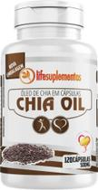 Óleo de Chia 120 cáps 500 mg - Melcoprol -