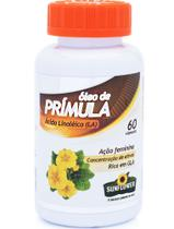Óleo de Prímula (700mg) 60 cápsulas - Sunflower -