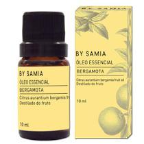 Óleo essencial Bergamota 10ml By Samia -