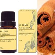 Óleo essencial Canela 10ml By Samia -