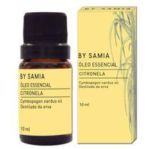 Óleo essencial Citronela 10ml By Samia -