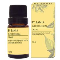 Óleo Essencial de Cravo 10 ml - Bysamia