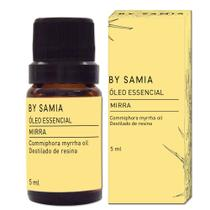 Óleo Essencial de Mirra 5 ml - Bysamia