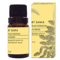 Óleo Essencial de Olíbano Incenso 5 ml - Bysamia