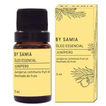 Óleo essencial Junípero 5ml By Samia -