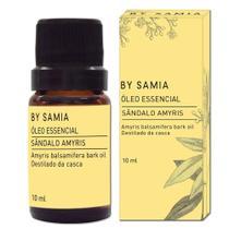 Óleo essencial Sândalo 10ml By Samia -