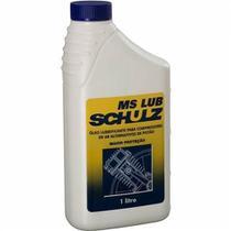 Óleo Para Compressores 1 Litro - MS LUB Schulz -